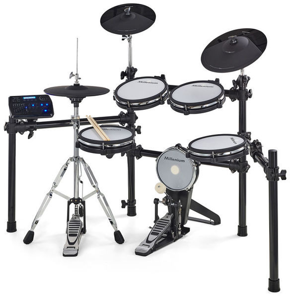 millenium mps 750x e drum mesh set thomann uk