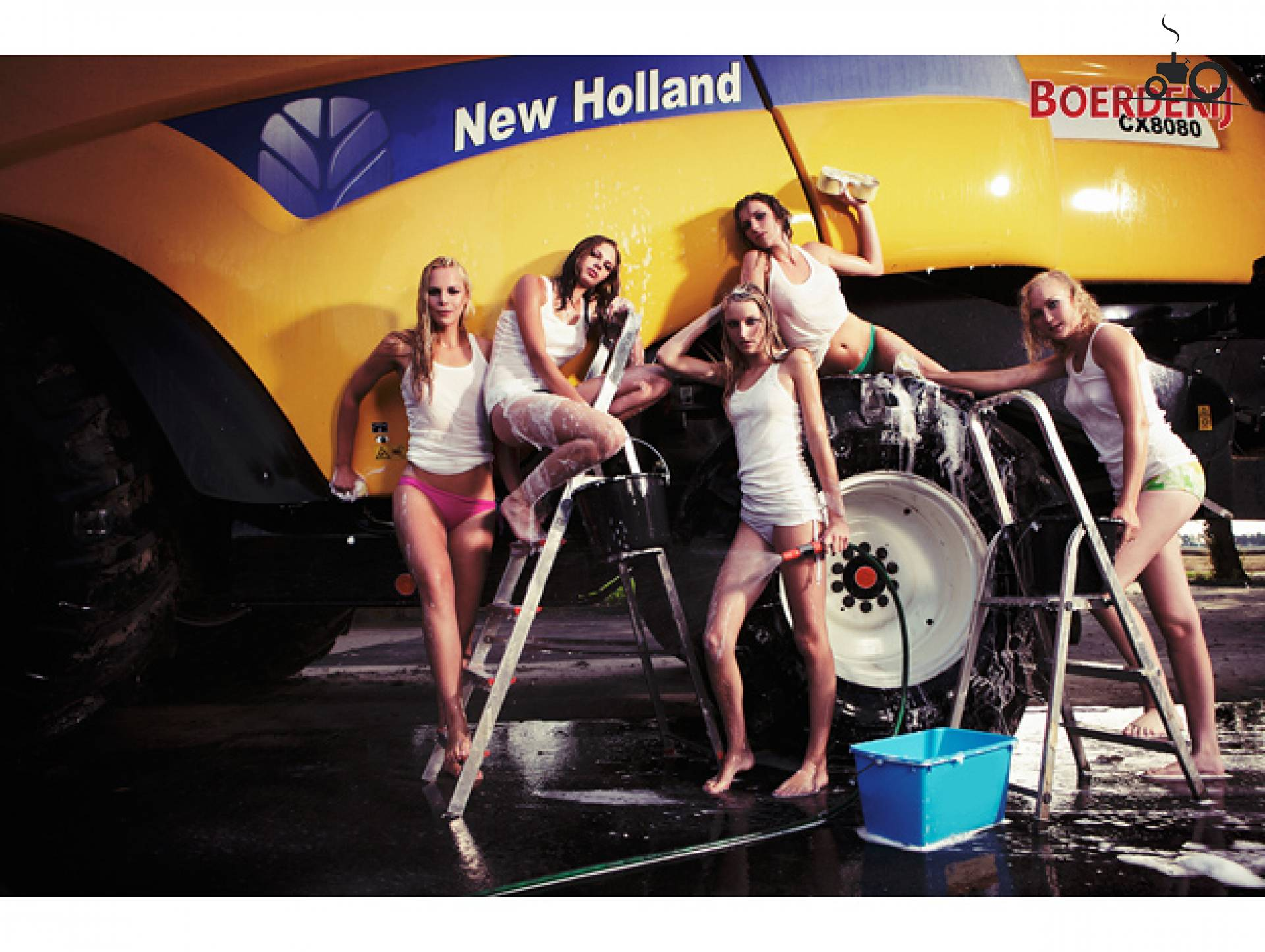 Foto New Holland Lady