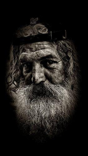 #Man met baard