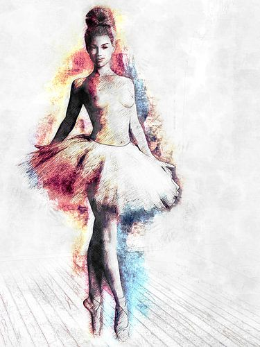 Ballet in the mix
