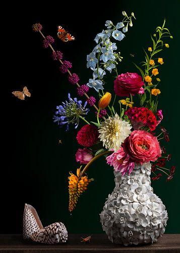 Stilleven Bloemen Balthasar van der Ast