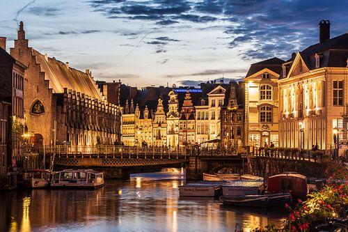 Historische binnenstad Gent