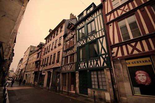 Vakwerk Rouen