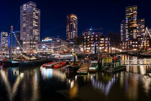 Maritiem district Rotterdam
