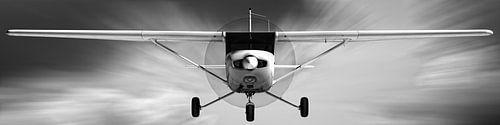 Cessna 152 naderend