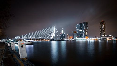 Rotterdam Skyline I (Color)