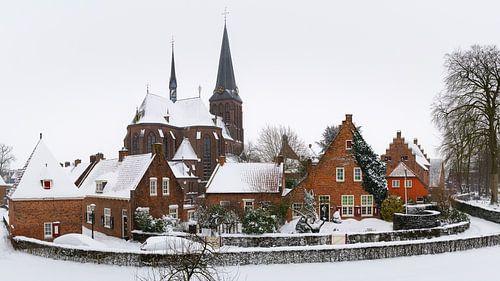 's Heerenberg in de winter
