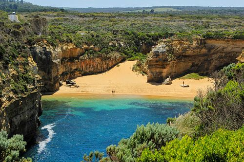 Loch Ard Gorge aan de Great Ocean Road in Australie