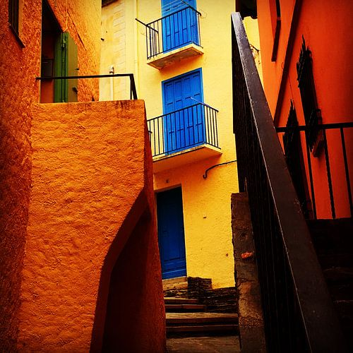 Colours of Collioure