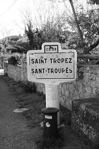 Welcome to Saint-Tropez