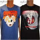 Official Danger Mouse mens and ladies youth t shirts character tees retro hip