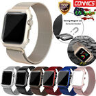 For Apple Watch Series 3/2/1 Milanese Stainless Steel iWatch Band Strap 38/42MM