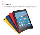 BRAND NEW Amazon Fire HD 8 Tablet 16 GB w/Alexa 8th Gen 2018 with offer