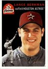 2003 Topps Heritage Baseball #1 - #268 - Choose Your Cards
