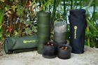 Ridgemonkey Hookbait Pots NEW Carp Fishing Glug Pots *Black or Green*