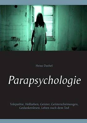 NEW Parapsychologie (German Edition) by Heinz Duthel