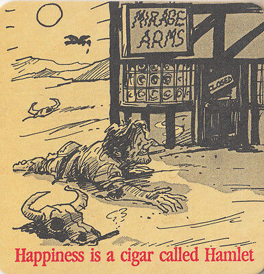 Image result for happiness is a cigar called hamlet