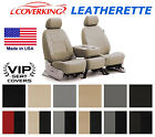 Coverking Leatherette Custom Seat Covers Fiat 500