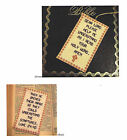 2 sided BIBLE MARKER Bookmark Cross Stitch Pattern Religious Christian