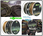 Korda NEW Dark Matter Tungsten Tubing, Putty & Kable *Green Or Brown*