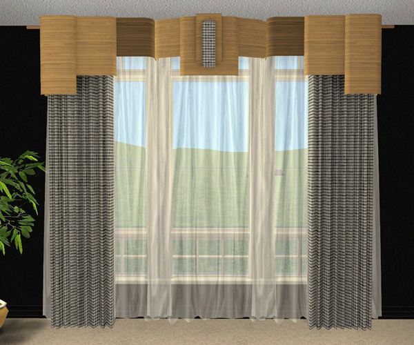 Sims 3 Working Curtains Homeviews Co