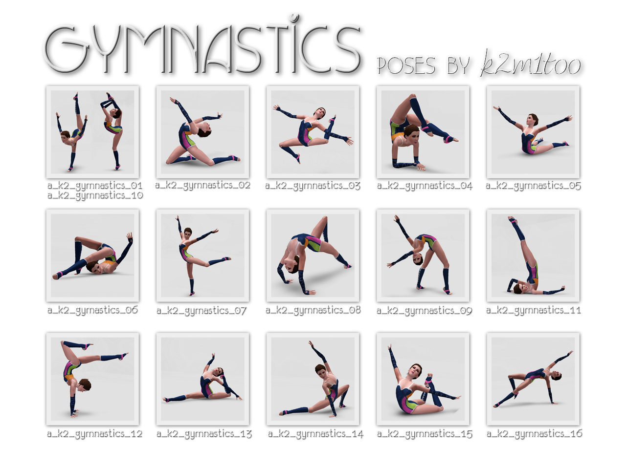 Mts K M Too K M Too Gymnastics Covershot on Texas Two Step Dance Diagram