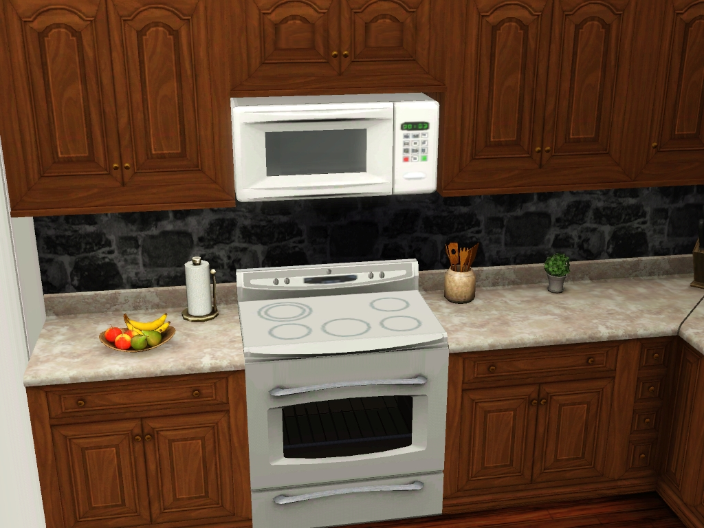 mod the sims above range microwave