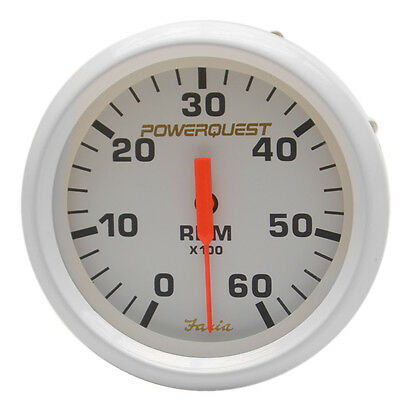New Johnson Evinrude Outboard System Check Tach