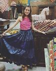 BOHO GYPSY HIPPY WOMENS LONG SKIRT PRINTED TIERED VINTAGE SARI MAXI SKIRTS