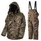 Prologic Max5 Camo Thermo Suit Comfort 100% Waterproof  & FREE HAT *All Sizes*