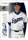 2002 SP Authentic Baseball - Choose Your Cards