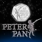 RARE Worlds 1st 2019 Peter Pan 50p Coin All 6 Designs Uncirculated Coin Hunt