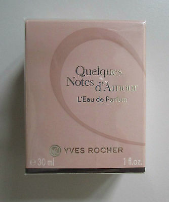 NEU OVP Yves Rocher - Quelques Notes d'Amour 30 ml - L'Eau ...