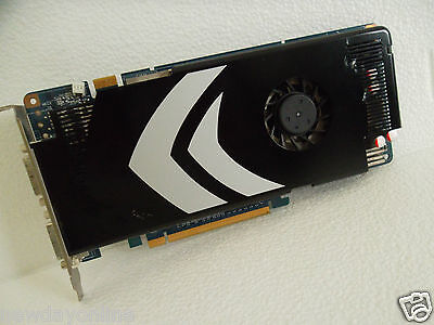 HP Nvidia GeForce 9800 GT PCIe 20 x16 Graphic Video Card