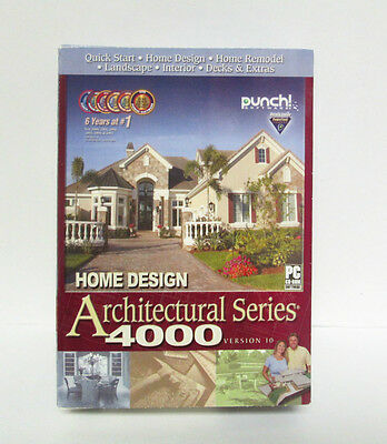 Punch Home Design Architectural Series 4000 - [peenmedia.com]
