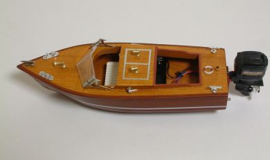 Mercury Wooden Boats | Wooden Thing