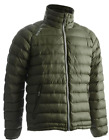Trakker Base XP Jacket Green Puffa Quilted Coat *All Sizes*