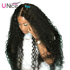 Deep Curly Lace Front Human Hair Wigs For Black Women Pre Plucked 13x4 Curl Wig