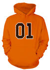 DUKES of HAZZARD Hoodie GENERAL LEE 01 Sweater Dodge Charger Shirt