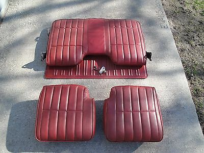 Used 1984 Chevy Bucket Seat Bench Autos Post