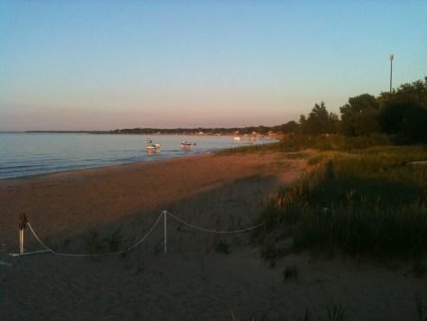 Beach Easement