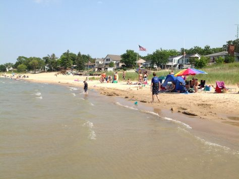 Philp County Park Beach