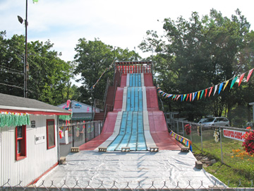 Caseville Giant Slide