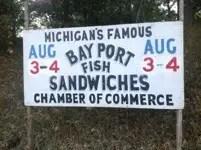 Bayport Fish Sandwich