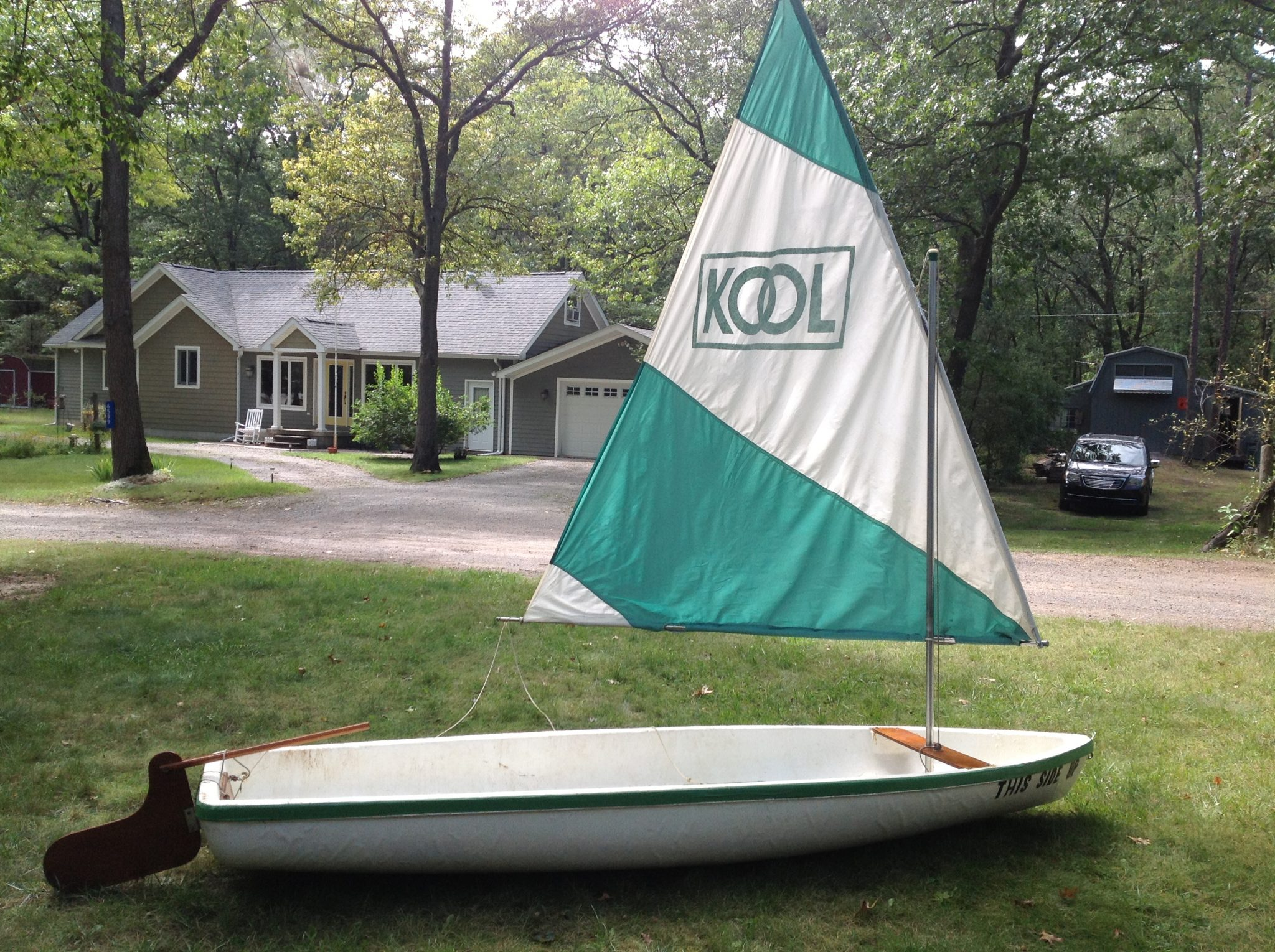 Kool Snark Sailboat