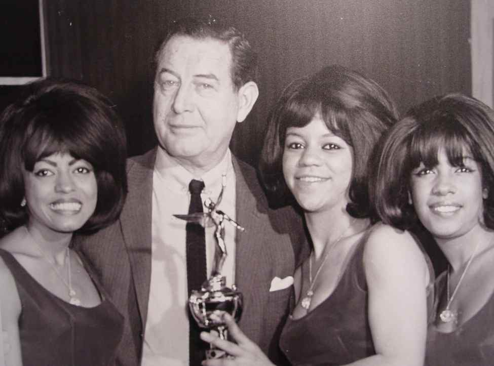 Bill Kennedy and the Supremes