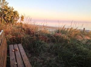 Upper-Thumb-Morning-Beach-Scene