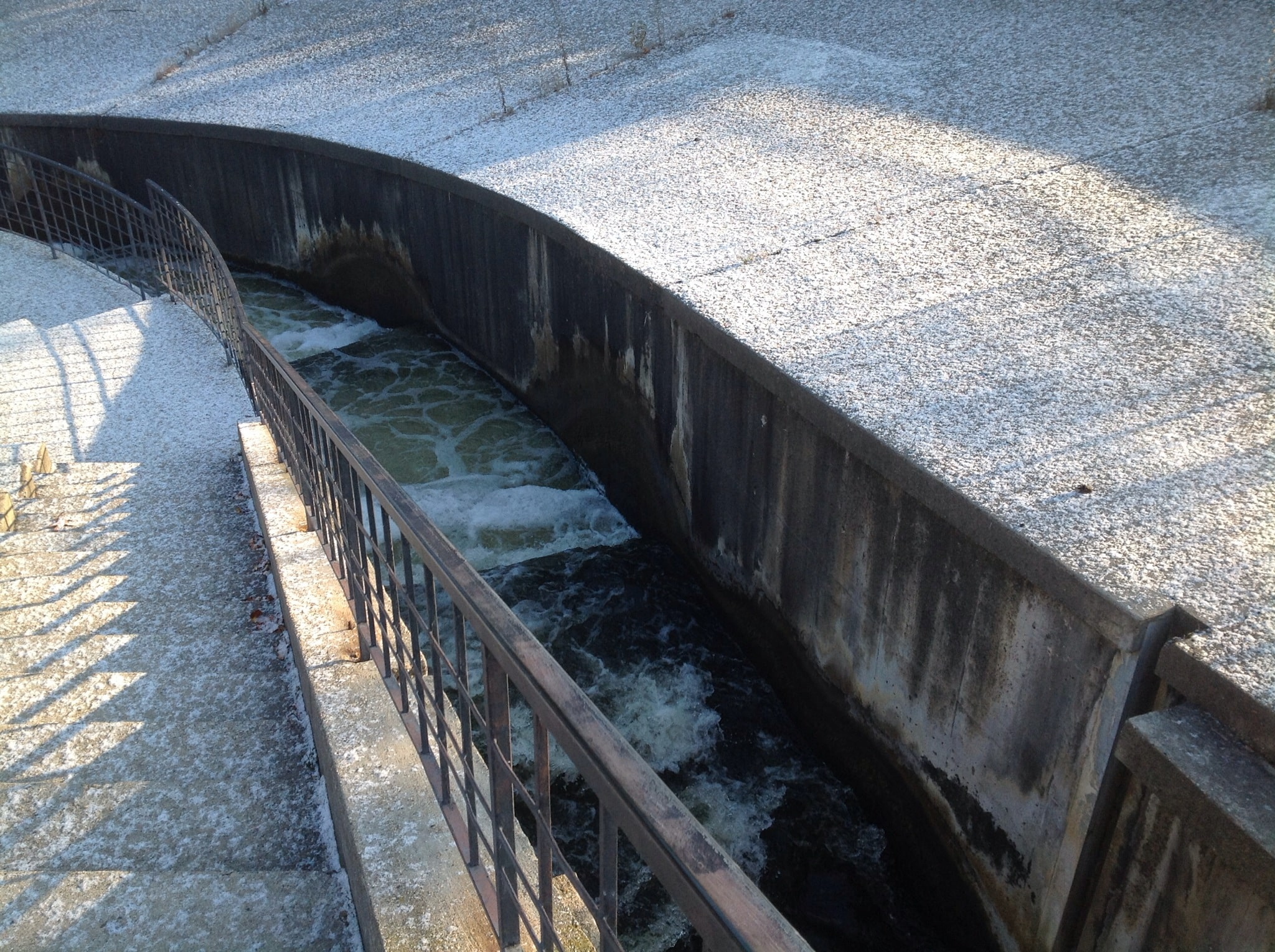 Brenke Fish Ladder