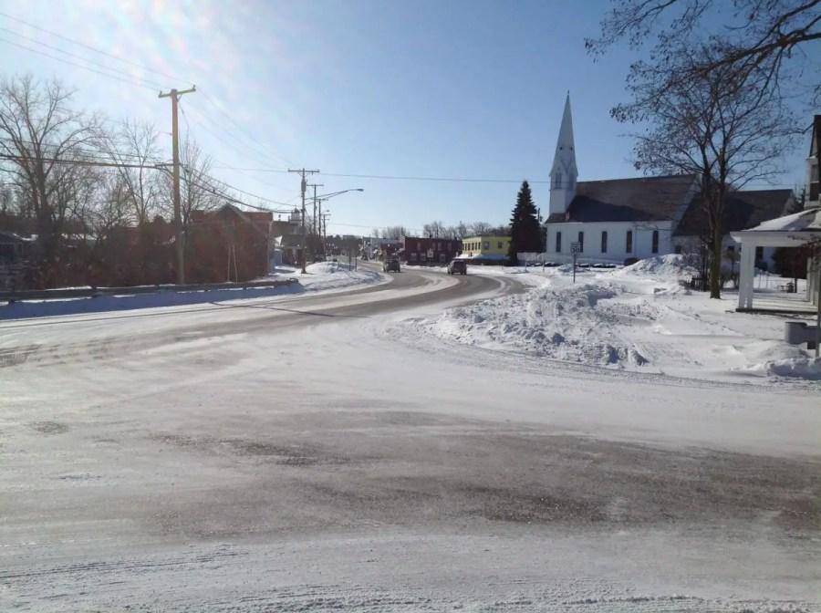 Caseville Winter