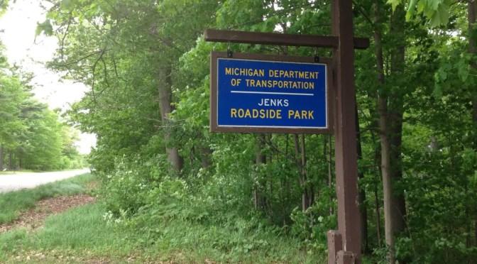 Michigan Roadside: Jenks Park